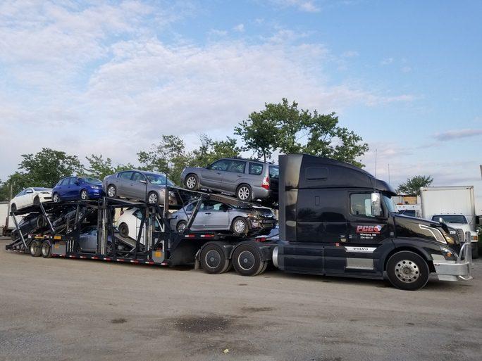 Car Shipping Winnipeg